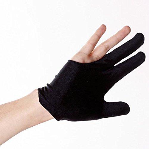 forfar Mano sinistra 3 Finger Glove Sport carambola Guanti yoyo Protezione Specialized pratico Salvaguardare originale D