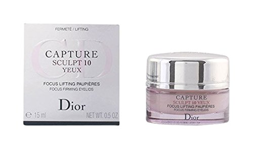 Christian Dior Capture Sculpt 10 Focus Firming Eyelids Eye Care for Unisex, 0.5 Ounce