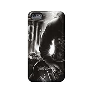 Best Hard Phone Covers For Iphone 6plus With Customized High-definition Foo Fighters Image EricHowe