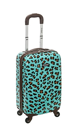 rockland-20-inch-carry-on-skin-blue-leopard-one-size