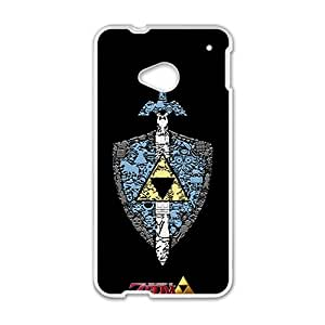 Link Between Worlds - Full Title Phone Case for HTC M7