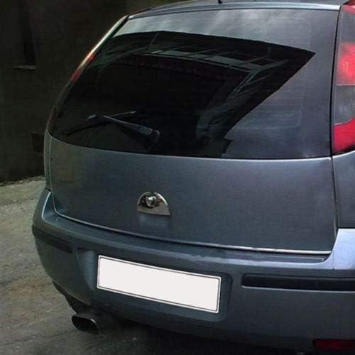 Chrome Rear Door Handle Trim Cover Fits Corsa C 2000-2007