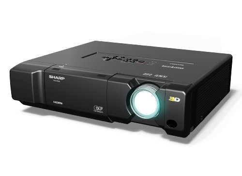 Sharp XVZ17000 300 Inch 1080p Projector