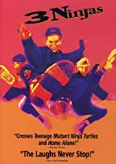Here's the exciting action-adventure hit that sparked ninja-mania with audiences everywhere! After an organized crime ring proves to be too much for the FBI, it's time for the 3 NINJAS! They're three brothers trained in the ways of the ninja....
