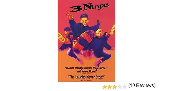 3 Ninjas [Reino Unido] [DVD]: Amazon.es: Cine y Series TV