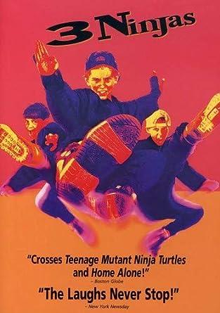 Amazon.com: 3 Ninjas: Fritzi Burr, Scott Caudill, Tasen Chou ...