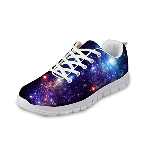 Galaxy Print Shoes: Amazon.com