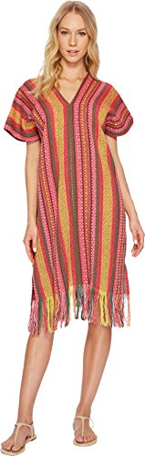 Hat Attack Women's Beach Dress Multi One Size