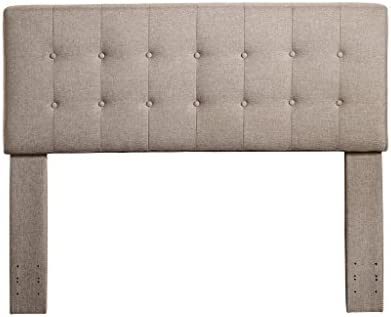 Sauder Shoal Creek Headboard, Queen, Camel finish