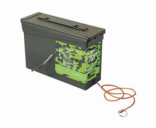 Kraft Tool GG302 Ammo Chalk Line Box