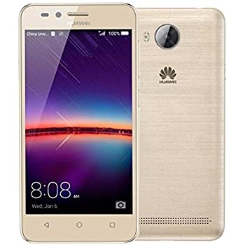 Huawei Y3 II Dual-SIM LUA-L21 8GB Factory Unlocked 4G/LTE (Sand Gold) - International Version