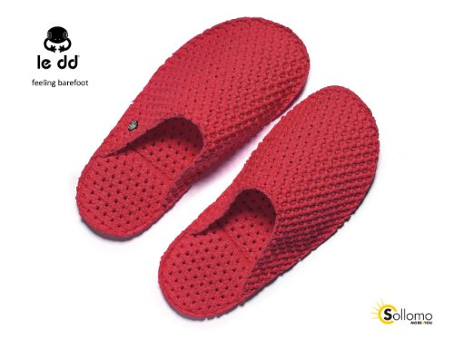 LE DD DREAM SLIPPER Red