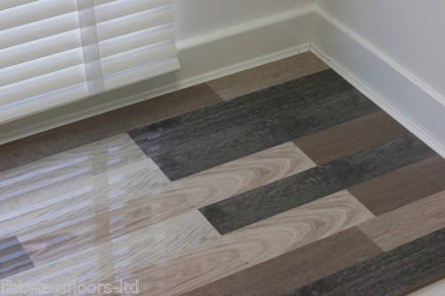 Super High Gloss Laminate Flooring **Exclusive Colours** (Sample Only, Grey...