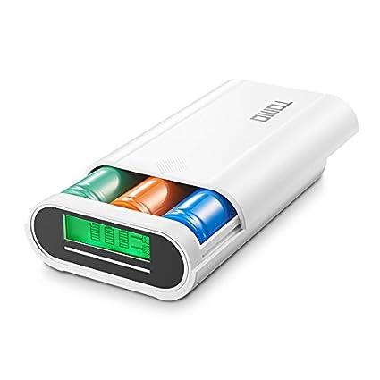 Amazon.com: Tomo M2/3/4 - Cargador de batería externo ...