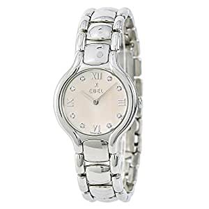 Ebel Beluga Quartz Female Watch E9157421 (Certified Pre-Owned)