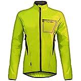 Funkier Women's WJ-1403 Waterproof Cycling Jacket