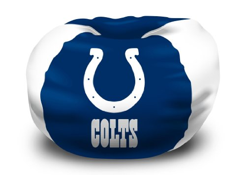 Bean 102 Chair Bag (Indianapolis Colts NFL Team Bean Bag (102 inches Round))