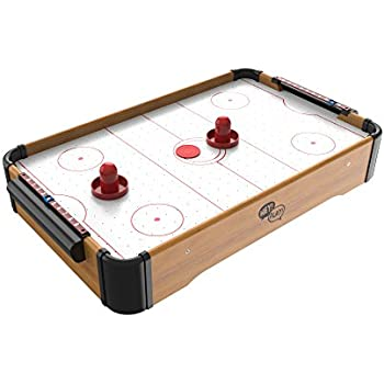 Elegant Mini Arcade Air Hockey Table  A Toy For Girls And Boys By Hey! Play
