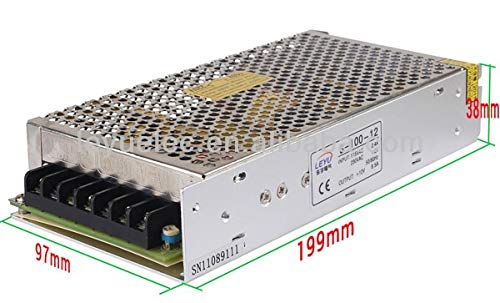Utini CE ROHS S-100 Series Power Supply//Power Supplies 3v