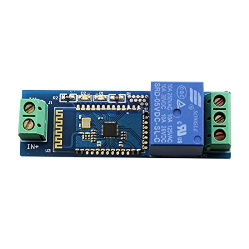 WINGONEER Bluetooth relay module mobile phone bluetooth remote control switch iot bluetooth - 5V