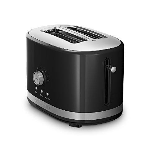 KitchenAid 2-Slice Extra-Wide Slot Toaster Onyx Black KMT2116OB