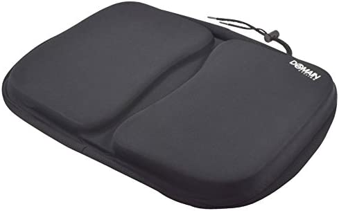Domain Cycling EXTRA Large Gel Exercise Bike Seat Cushion Cover Stationary