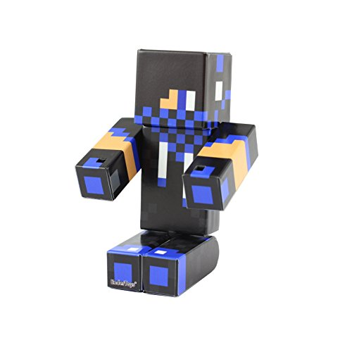 Not an Official Minecraft Product 4 Inch Custom Series Figurines EnderToys Herobrine Boy Action Figure Toy NA Seus Corp Ltd