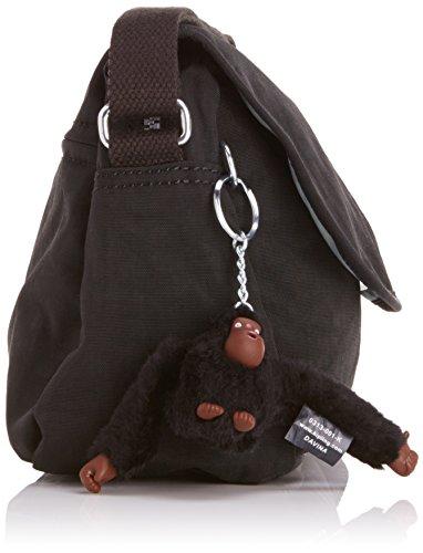 Kipling Sacs Noir épaule Cayleen Portés Black Tpx5parqOw