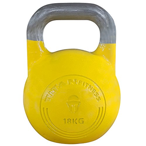 Titan Competition Style Kettlebell - 18 KG by Titan Fitness