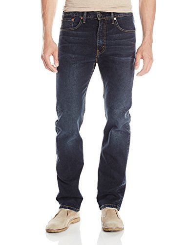 Levis Mens 505 Regular Fit Jean