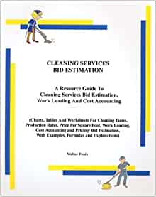 cleaning services bid estimation by walter fenix 2002 01. Black Bedroom Furniture Sets. Home Design Ideas