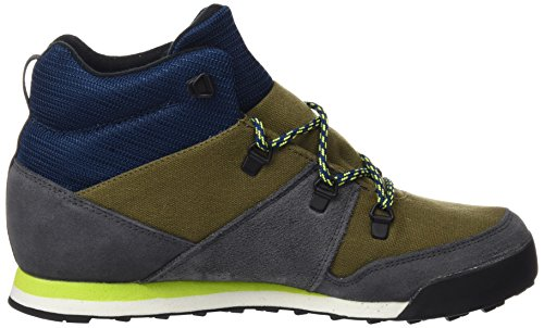 adidas Unisex-Kinder CW Snowpitch K Trekking-& Wanderstiefel Mehrfarbig (Olitra/Neguti/Seamso)