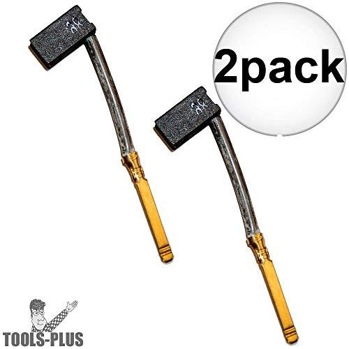 DeWalt 445861-25 Genuine Replacement Carbon Brush 2-Pack