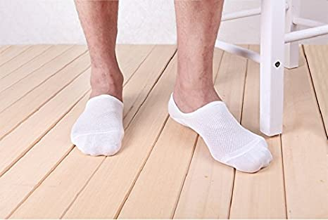 heekpek 6 Paia Calzini Cotone Calze Sportive per Uomo e Donna Calzini Unisex Estivi Corti Comodo e Traspirante Calze per Scarpe da Ginnastica