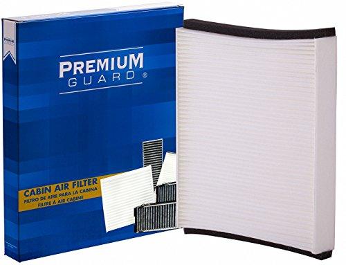 Premium Guard Cabin Air Filter PC5621   Fits 2007-2013 Volvo C30, 2004-2012 Volvo S40, 2005-2011 Volvo V50, 2006-2013 Volvo (Volvo Air Conditioning)