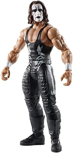 WWE Figure Series #55 - Sting by Mattel