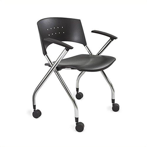 SAF3480BL - Safco xtc. Folding Nesting Chairs