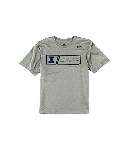 T T shirt Nike Courtes Homme Homme Illinigrey Manches Opaque SBnAaWn
