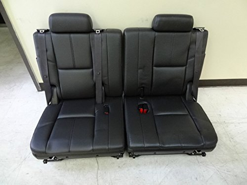 2000-2006 Chevy Tahoe Yukon Escalade 3rd Third Row Seat PERFORATED DESIGN (3rd Row Leather)