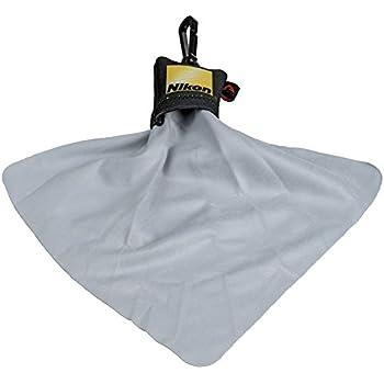 Amazon.com : Nikon 8072 Microfiber Cleaning Cloth : Camera