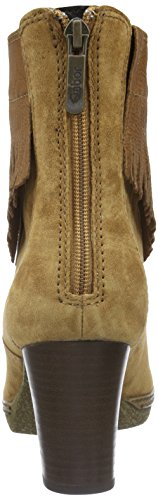 Gabor Damen Comfort Sport Cowboy Stiefel Braun (camel (ac / Micro) 35)