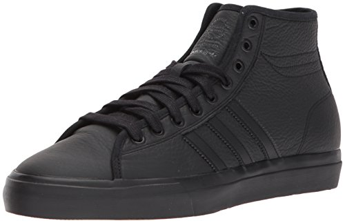 adidas Originals Men's Matchcourt High RX, Black/Black/Black 001, 10 Medium US