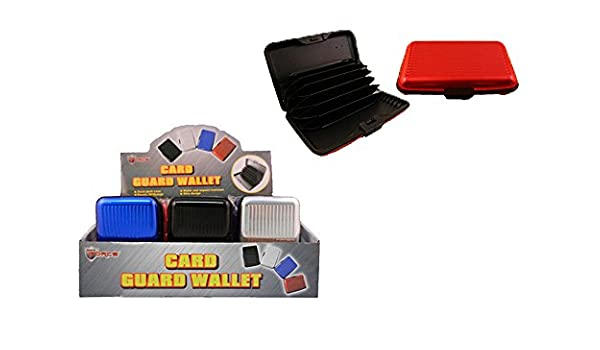 Diamond Visions Wallets Assorted Colors