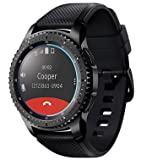 Samsung Gear S3 Frontier Verizon 4G LTE Smartwatch SM-R765V (Certified Refurbished)