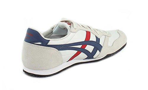 Mallard Sneaker White Onitsuka Serrano Blue Fashion ASICS Tiger 7w4ZAWHTq