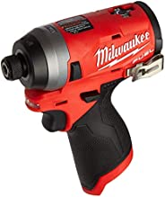 """Milwaukee Electric Tools MLW2553-20 M12 Fuel 1/4"""" Hex Impact Driver (Bare) (Ren"""
