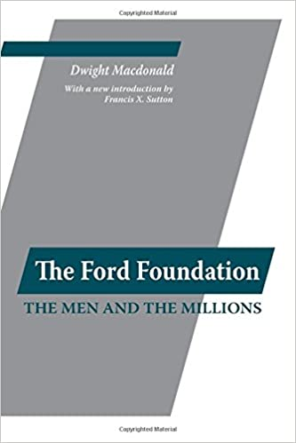 Buy Ford Foundation Book Online at Low Prices in India