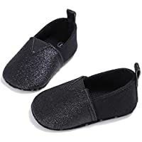 Bold N Bling Shimmer Baby Boy Girl Birthday Party Ethnic Moccasin Bootie Loafer Shoes Footwear for Infant Toddler Kids