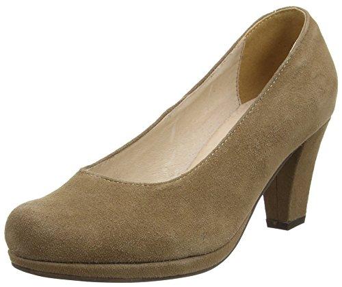 066 Braun Vestir 0596497 Andrea De Mujer Conti Marron taupe Zapatos Marrón  RxZ8qvZ 9e9daf66c89c