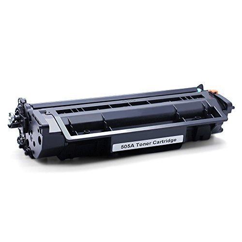 Compatible 05A CE505A, AI505A Black Toner Cartridge For HP LaserJet P2035, P2055-3Pack Photo #4